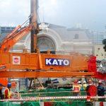 Cận cảnh Metro đầu tiên dưới lòng đất Sài Gòn