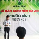 BĐS Vạn An Phát tiến hành giao nền dự án Phước Bình Residence