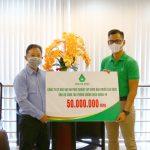 Công ty CP BĐS Vạn An Phát cùng Báo Người Lao Động đẩy lùi dịch COVID-19